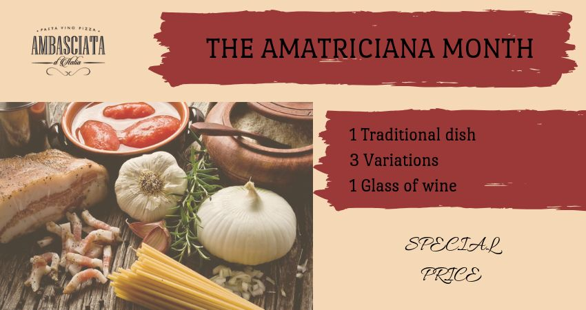 Celebrating AMATRICIANA Month